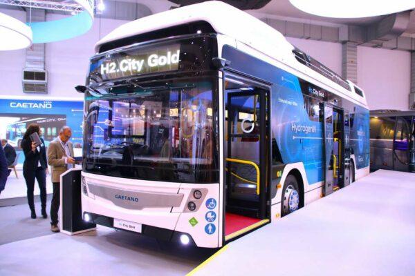 Bielefelder Buslinie ab 2022 mit Wasserstoff unterwegs